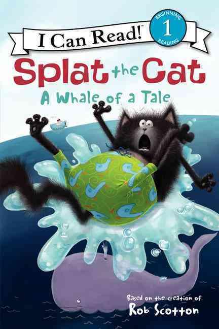 A Whale of a Tale By Scotton, Rob/ Scotton, Rob (ILT)